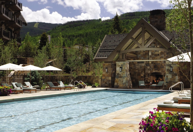 Four Seasons Resort Vail, Vail, Vonkajší bazén