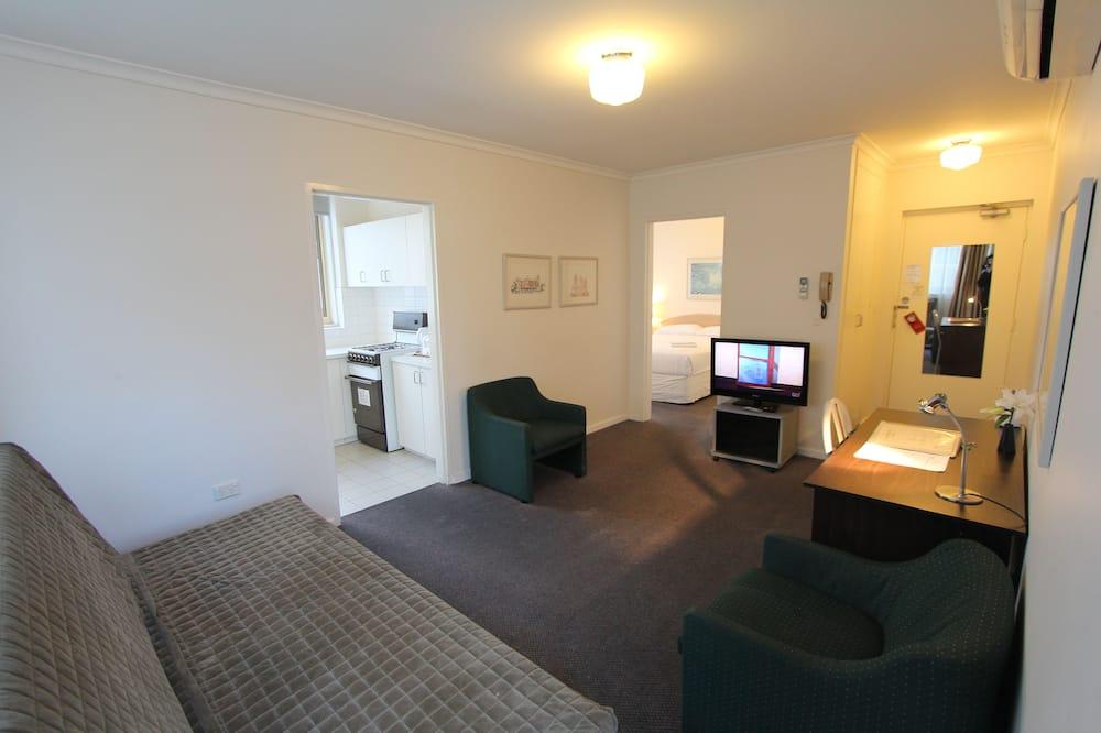 Lägenhet Standard - 1 sovrum (with Sofa) - Vardagsrum