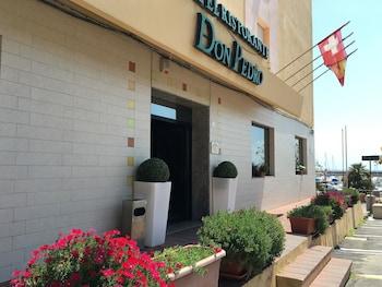 Obrázek hotelu Hotel Don Pedro ve městě Portoscuso