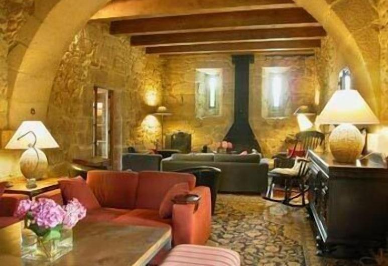 雷克多罗科布 1729 号饭店, Vilaboa, 大堂休息区