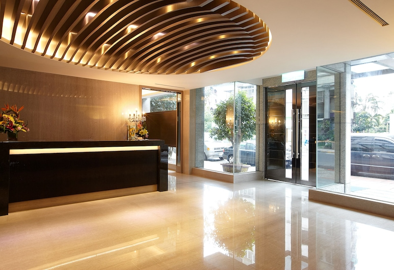 Beauty Hotels - Beautique Hotel, Taipei, Lobby