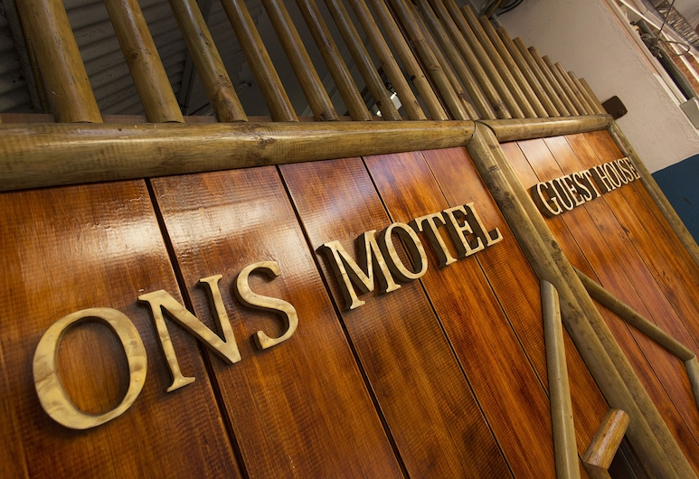 ONS Motel & Guest House, Mahebourg