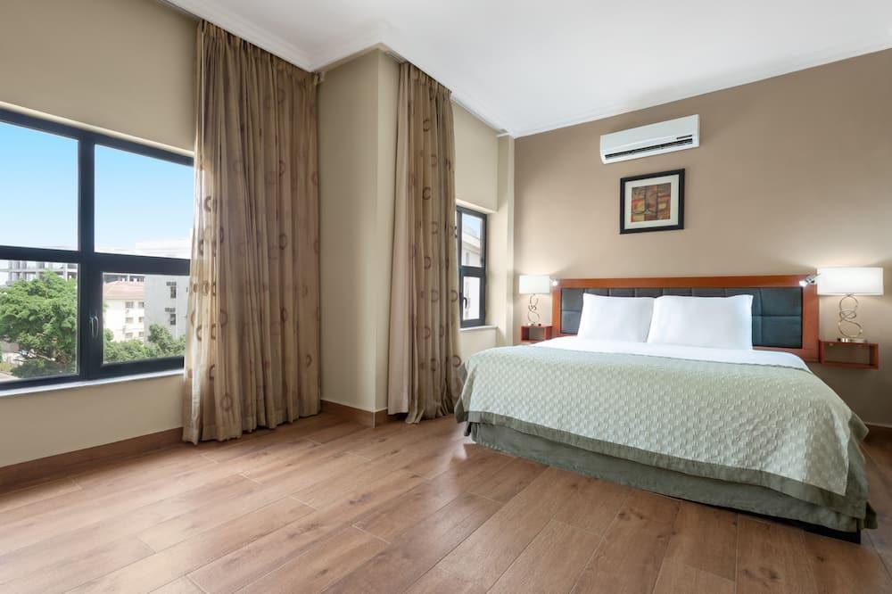 Стандартный люкс, 1 двуспальная кровать «Кинг-сайз» - Номер