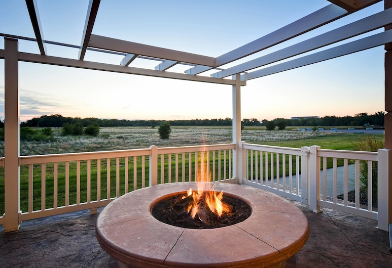 Fairfield Inn & Suites by Marriott North Platte, North Platte, Balcony