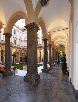 Fotografia do Grand Hotel Piazza Borsa em Palermo
