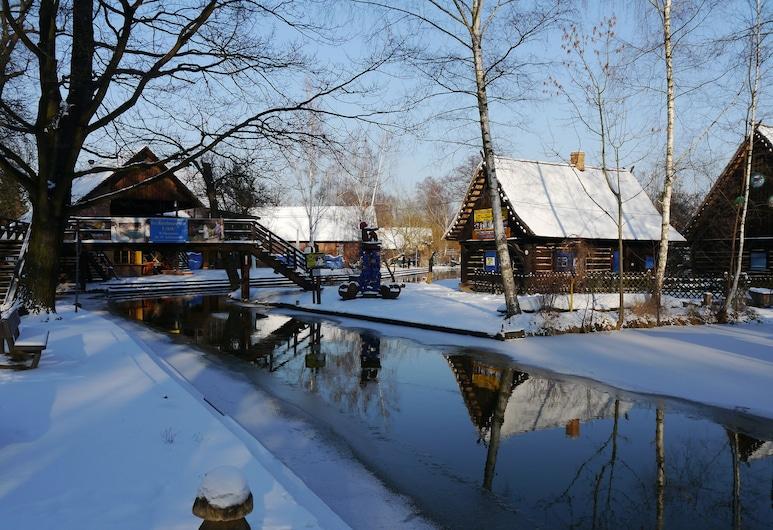 施普利瓦爾德克飯店, 呂貝瑙/施普利瓦爾德, 踏雪活動