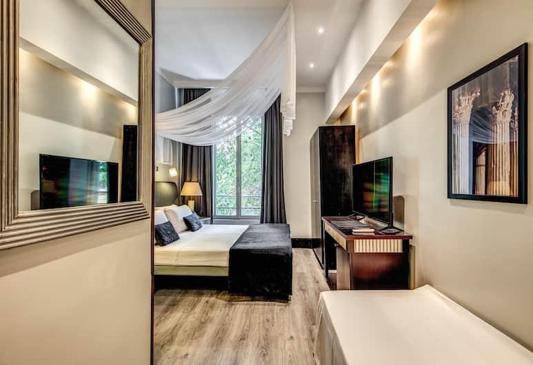 Hotel Giuggioli, Rome, Driepersoonskamer, Kamer
