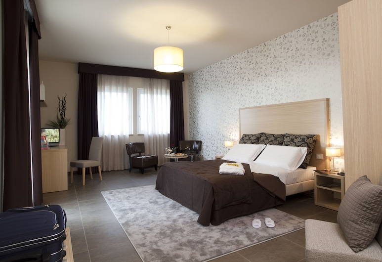 Torre del Sud Hotel, Modica, Standard Double or Twin Room, Guest Room