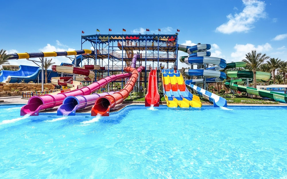 Hawaii Riviera Aqua Park Resort Families Couples Only Hurghada