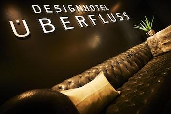 Naktsmītnes Designhotel ÜberFluss attēls vietā Brēmene