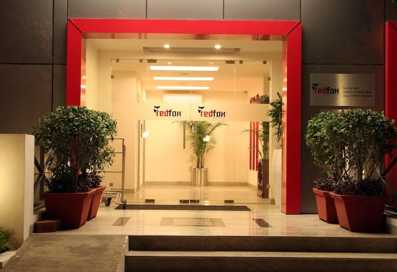 Red Fox Hotel, Jaipur, Jaipur, Entrada do hotel