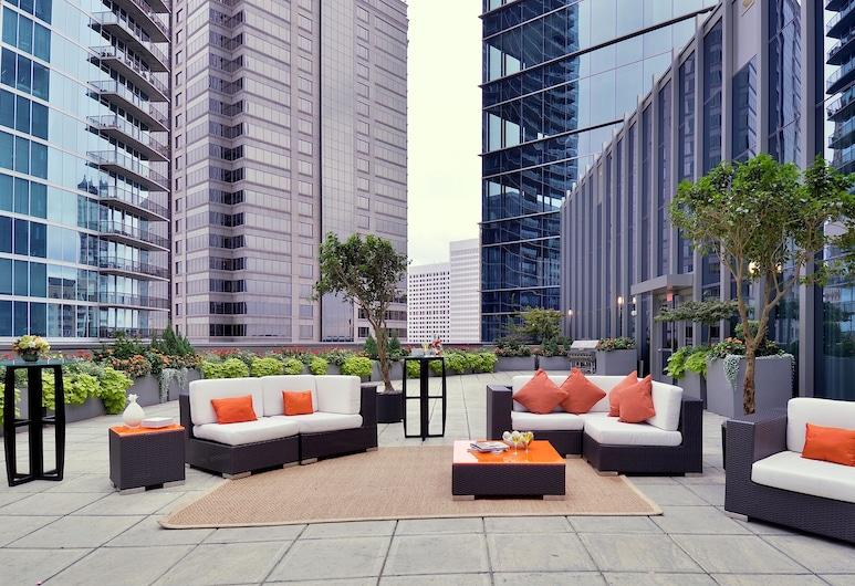 Loews Atlanta Hotel, Atlanta, Terrace/Patio