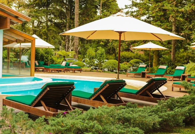 Bavaria Sport Hotel, Gramado, Outdoor Pool
