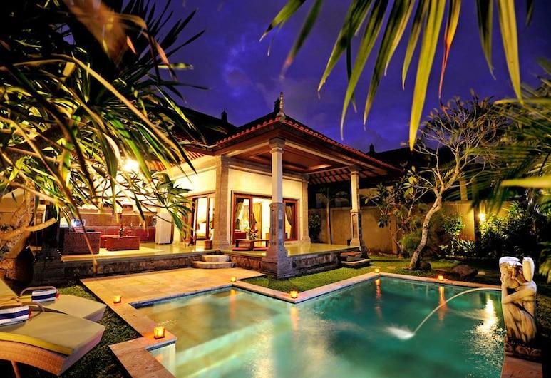 Bali Aroma Exclusive Villas, Seminyak, Piscina