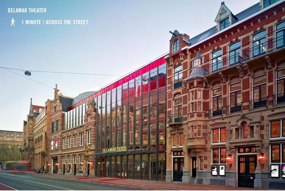 Hoteles gay en amsterdam