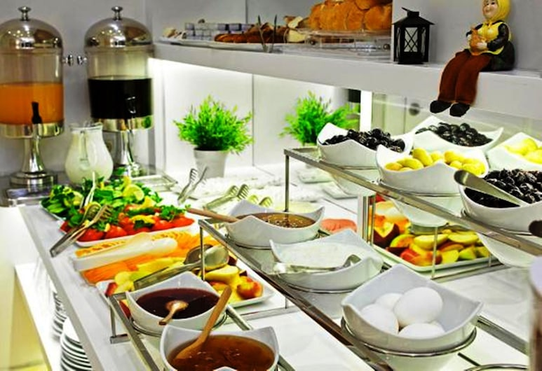 Dongyang Hotel Istanbul, Istanbul, Frokostområde