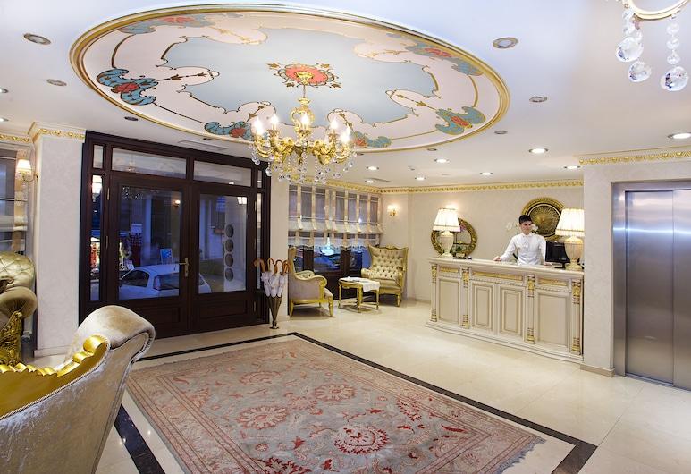 White House Hotel Istanbul, Istanbul, Lobby