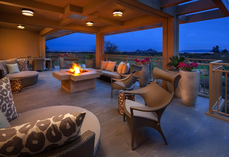 The Canyon Suites at The Phoenician, Luxury Collection, Scottsdale, Presidential Suite, 1 Bedroom, Balcony, Golf View, Guest Room