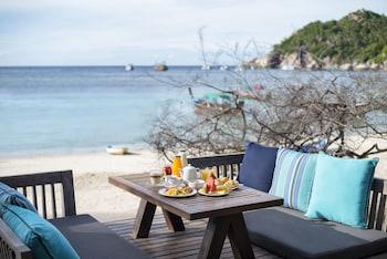 Hình ảnh Haadtien Beach Resort tại Koh Tao