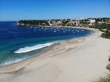 Foto del Bungalows Santa Cruz en Puerto Escondido