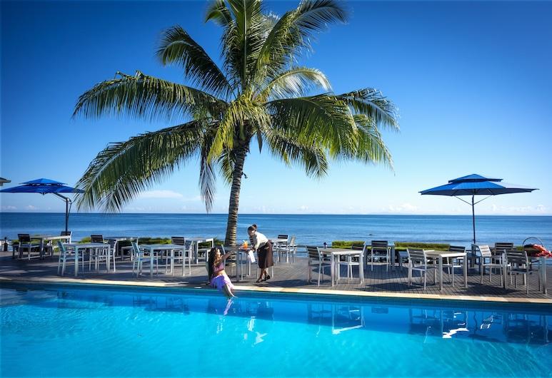 Heritage Park Hotel, Honiara, Alberca
