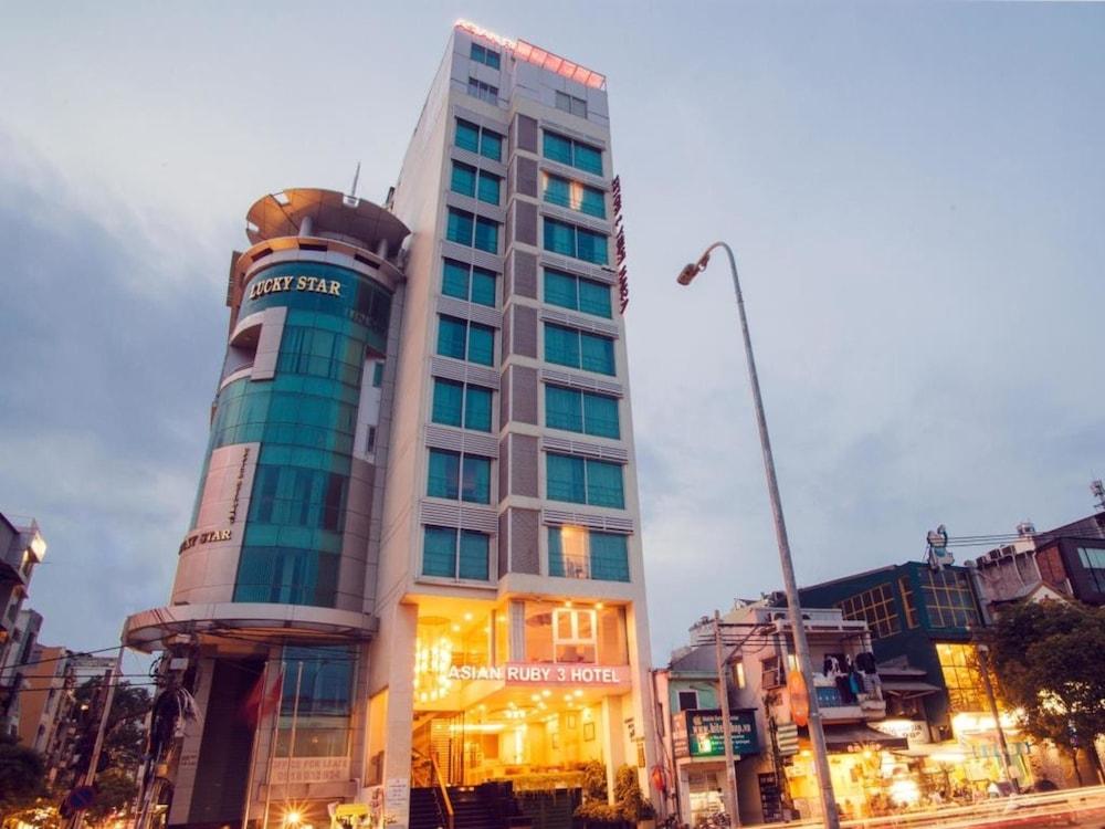 Asian ruby hotel saigon