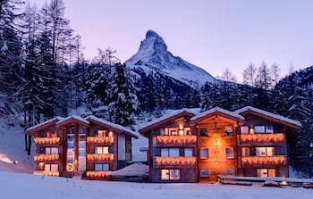 Fotografia do Hotel Matthiol em Zermatt