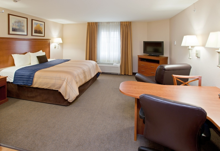 Candlewood Suites Indianapolis East, Indianapolis, Zimmer
