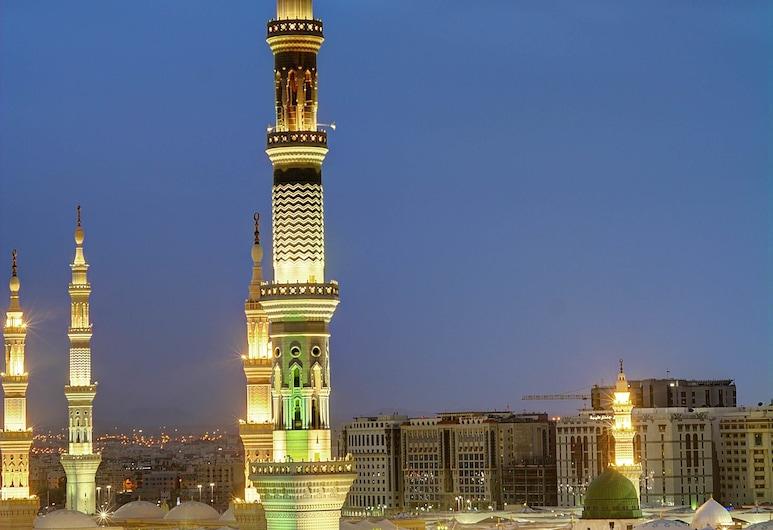 Elaf Taiba Hotel, Medina, View from Hotel