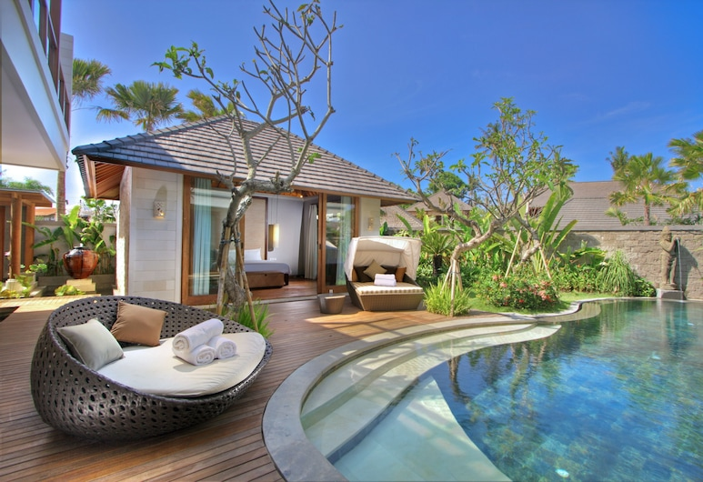 The Akasha Luxury Villas, Seminyak