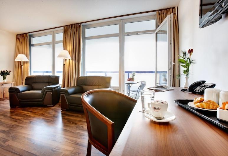 Hotel Plöner See by Tulip Inn, Ploen, Standard Room, 1 Katil Kelamin (Double), Ruang Tamu