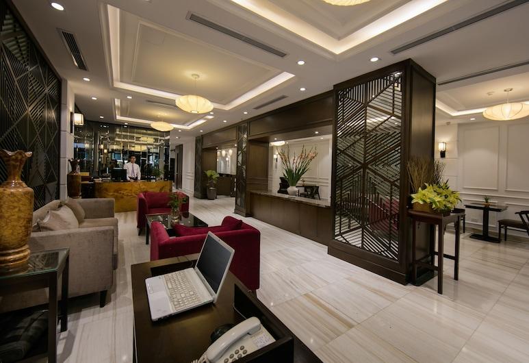 Quoc Hoa Premier Hotel, Hanói, Recepción