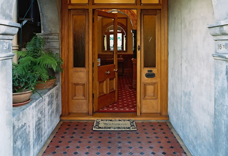 Braemar on Parliament Street, Auckland