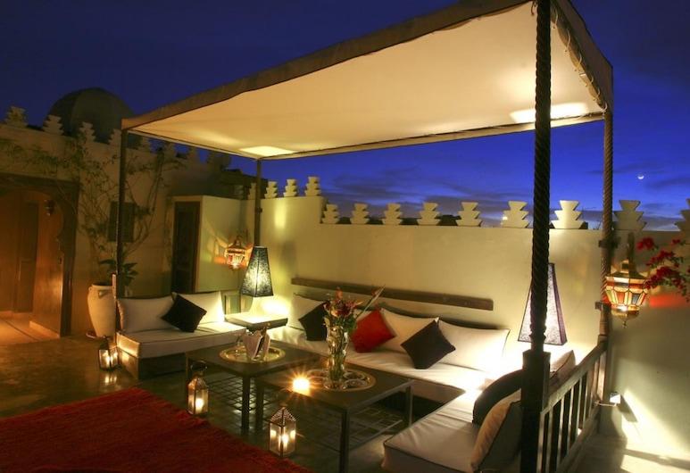Riad Des Arts, Marrakech, Terraza o patio