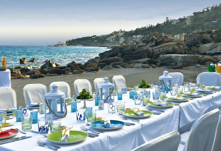 Grand Hotel del Mare Resort & Spa, Bordighera, Playa