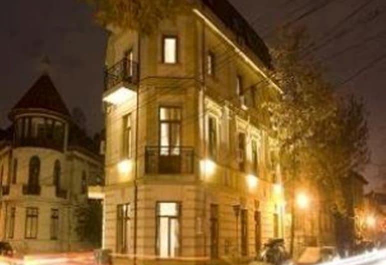 Zava Boutique Hotel, Βουκουρέστι, Πρόσοψη ξενοδοχείου - βράδυ/νύχτα