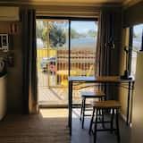 Standard faház, 1 hálószobával, kilátással a kertre - Étkezés a szobában