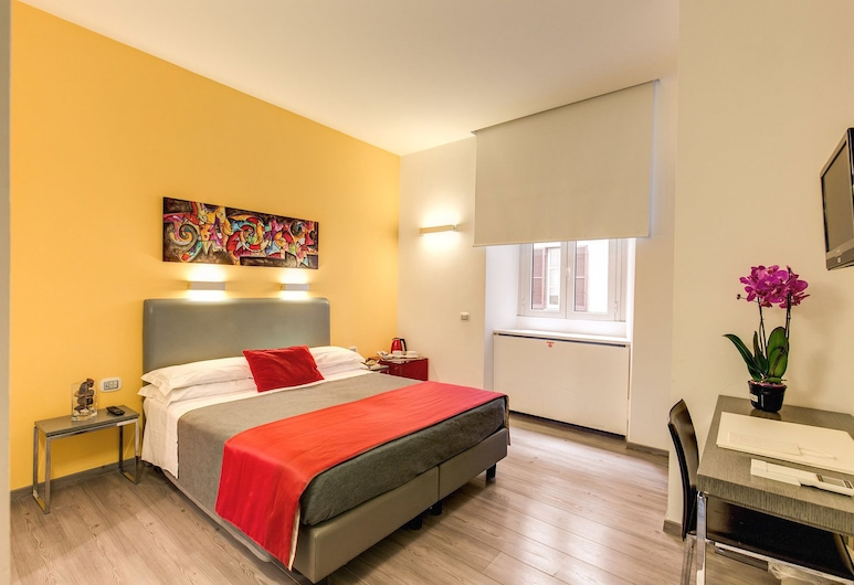 Residenza Borghese - Guest House, Rome, Standard Double Room, Guest Room