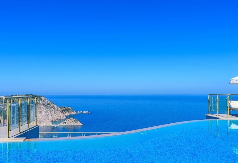 Petani Bay Hotel - Adults Only, Kefalonia, Infinity Pool