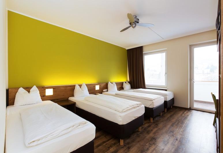 Basic Hotel Innsbruck, Innsbruck, Camera quadrupla, Camera