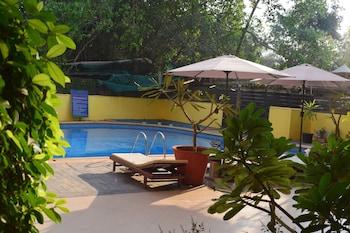 ภาพ Meraden La Oasis ใน Anjuna