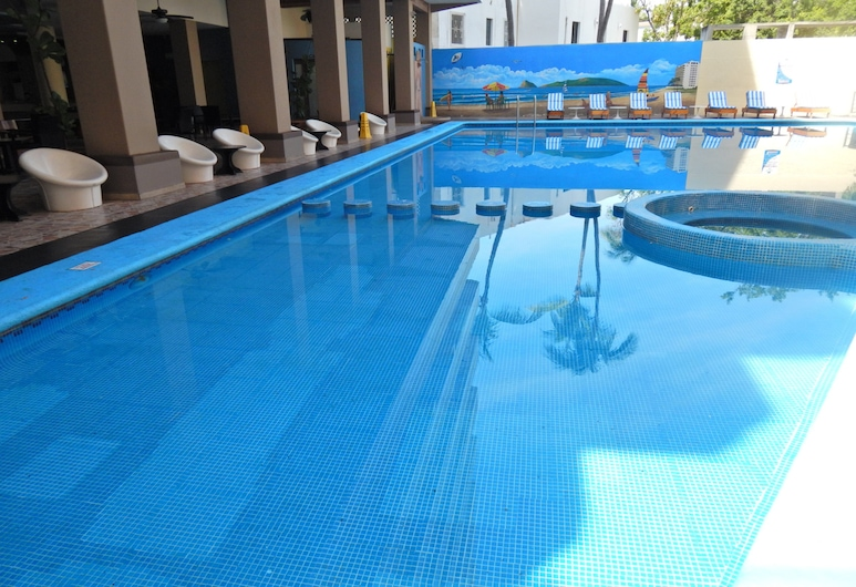 Hotel Playa Bonita, Mazatlan, Pool