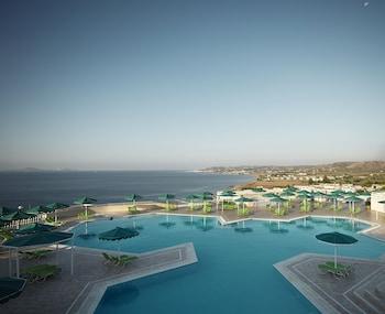 Fotografia do Mitsis Family Village Beach Hotel - All Inclusive em Cos