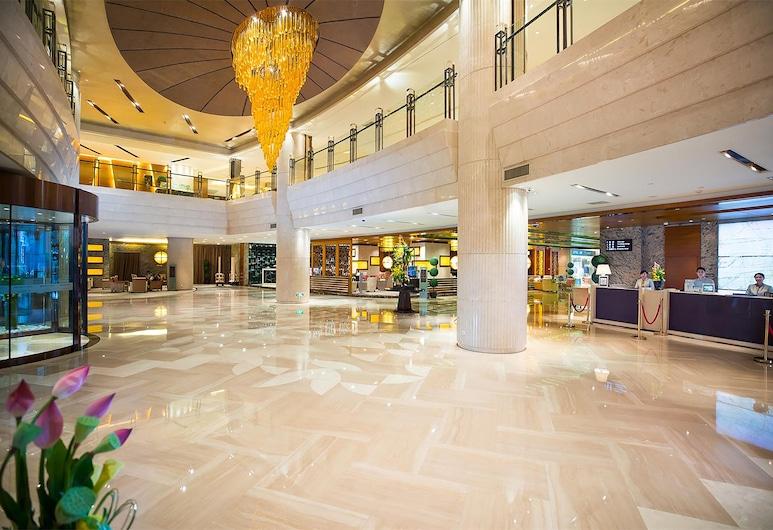 Wyndham Grand Plaza Royale Hangzhou, Hangzhou, Rezeption