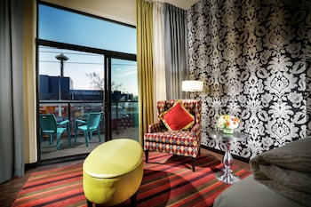 Picture of Staypineapple, The Maxwell Hotel, Seattle Center Seattle in Seattle