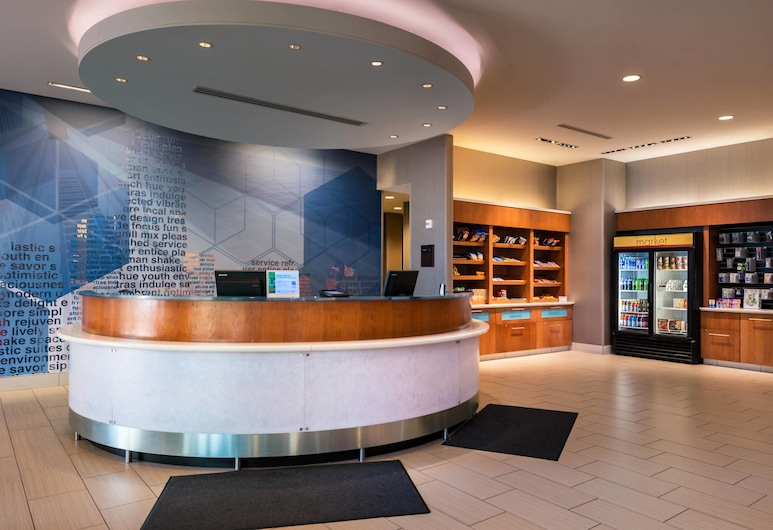 SpringHill Suites by Marriott Pittsburgh Southside Works, Pittsburgh, Lobby