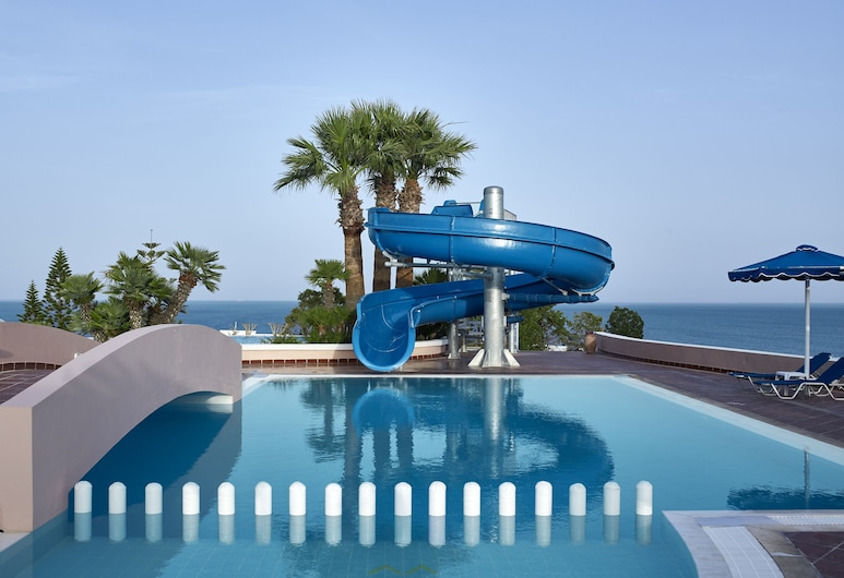 Mitsis Rodos Village Beach Hotel & Spa - All Inclusive, Родос, Игровая площадка для детей (снаружи)