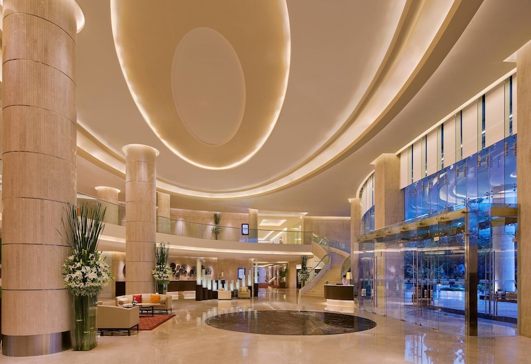 Courtyard by Marriott Mumbai International Airport, Mumbai, Lobby