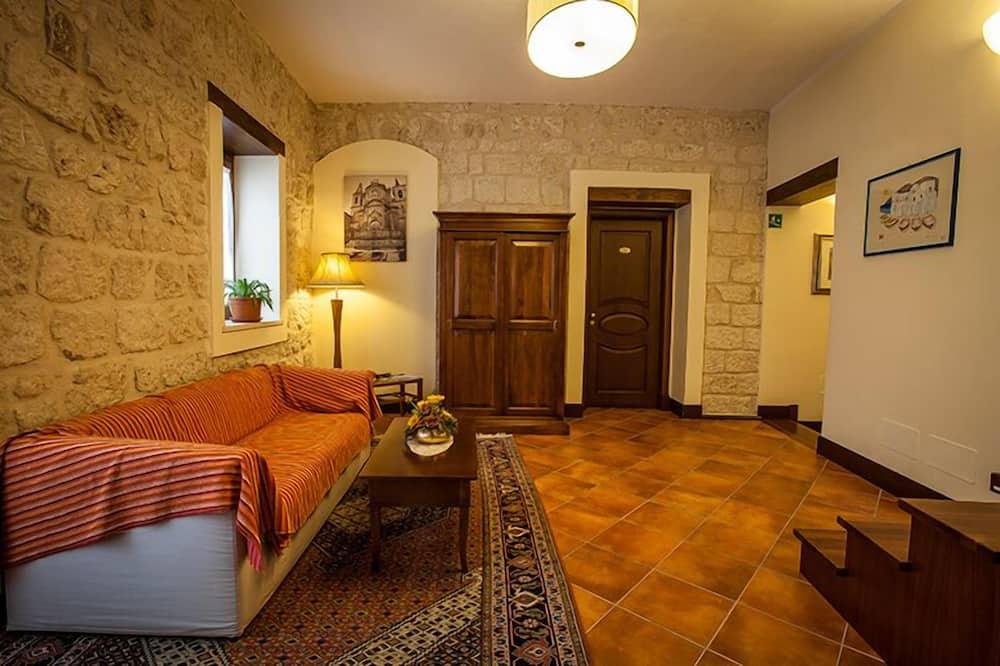 Trippelrum - Vardagsrum