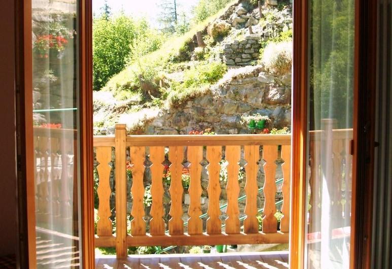 Hotel Genzianella, Ayas, Balkons